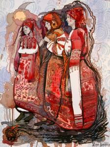 before Maria Barkovskaya
