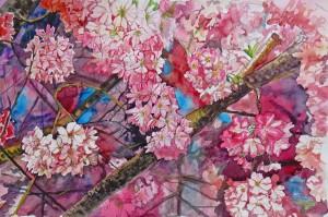 blossom Maria Barkovskaya