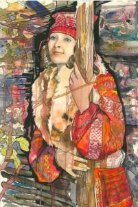 fairy Maria Barkovskaya