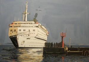 port Maria Barkovskaya