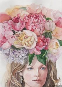 springportrait Maria Barkovskaya